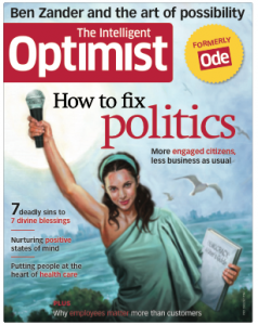 The Intelligent Optimist - How to Fix Politics